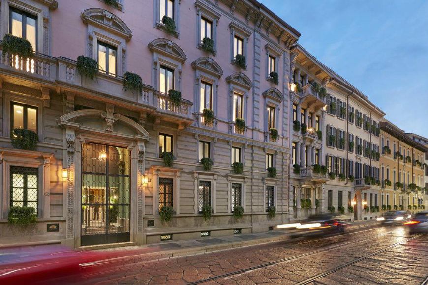 5 Luxury and Inspiring Hotels to Stay in Milan  5 Luxury and Inspiring Hotels to Stay in Milan 5 Luxury and Inspiring Hotels to Stay in Milan 14