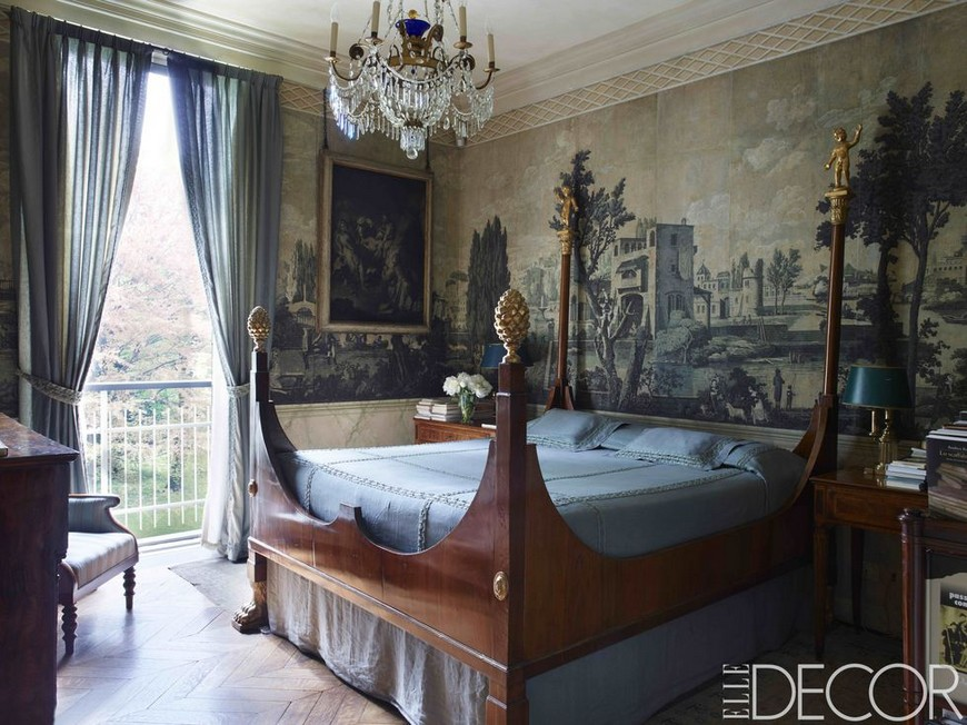 An Old Milan Apartment Now Revels in a Maximalist Décor