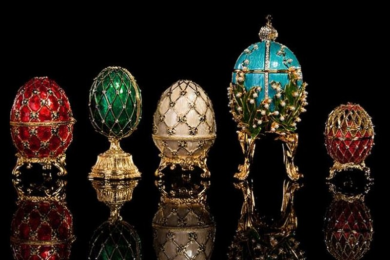 The Iconic Class and Elegance of the Fabergé Eggs  The Astonishing And Elegant Designs of The Iconic Fabergé Eggs The Iconic Class and Elegance of the Faberg   Eggs 1