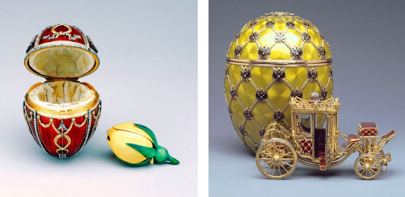 The Astonishing And Elegant Designs of The Iconic Fabergé Eggs  The Astonishing And Elegant Designs of The Iconic Fabergé Eggs The Iconic Class and Elegance of the Faberg   Eggs 4