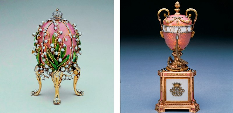 The Astonishing And Elegant Designs of The Iconic Fabergé Eggs  The Astonishing And Elegant Designs of The Iconic Fabergé Eggs The Iconic Class and Elegance of the Faberg   Eggs 5