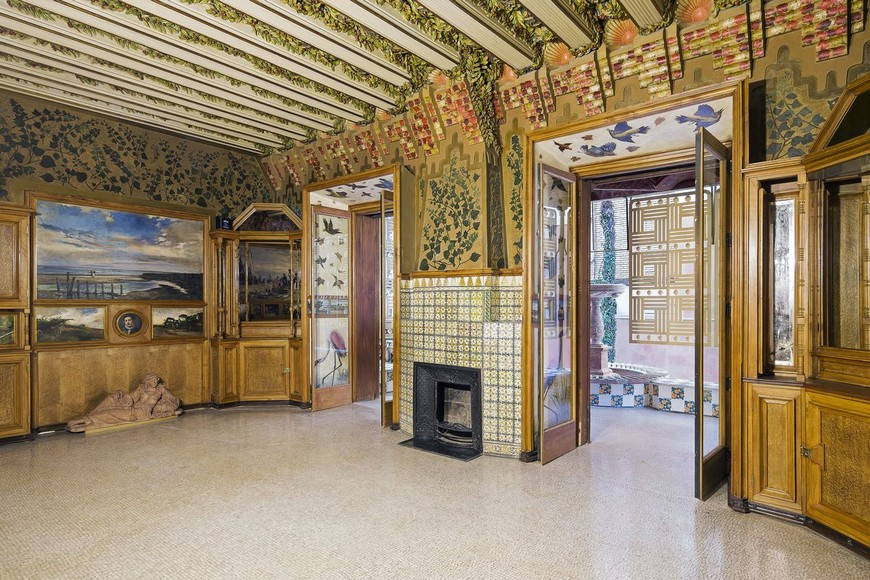The Vivid and Colorful Restoration of Casa Vicens in Barcelona  The Vivid and Colorful Restoration of Casa Vicens in Barcelona The Vivid and Colorful Restoration of Casa Vicens in Barcelona 7