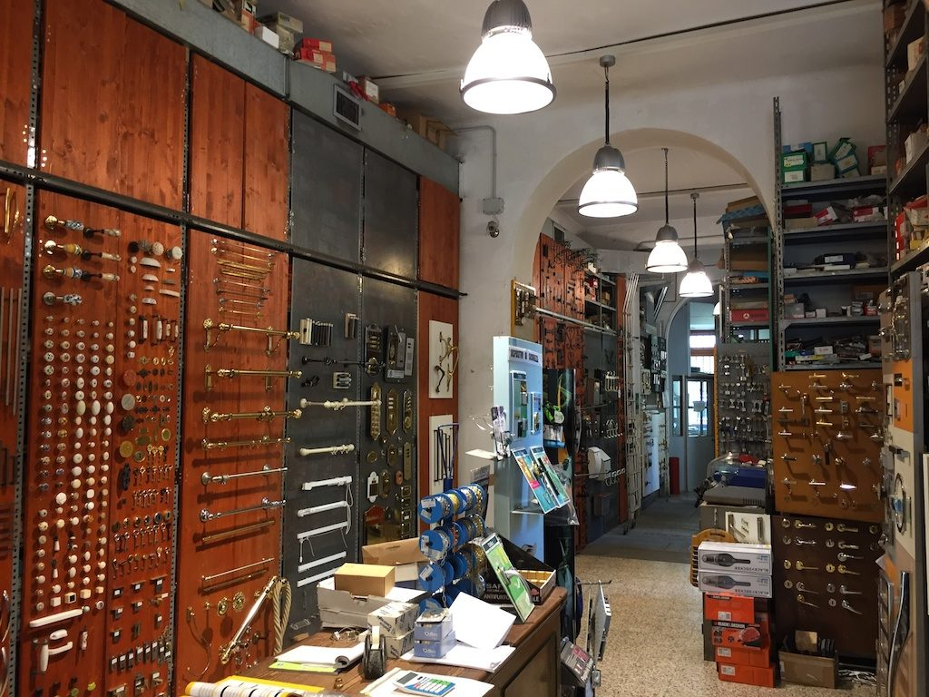 The Amazing Story of Spinardi's Hardware Store in Milan, Italy hardware store The Amazing Story of Spinardi's Hardware Store in Milan, Italy Ferramenta Spinardi 3 1024x768