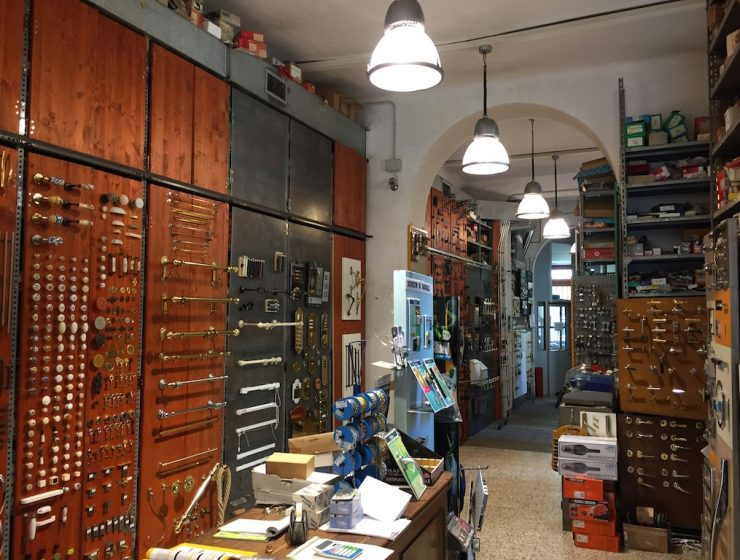 The Amazing Story of Spinardi's Hardware Store in Milan, Italy