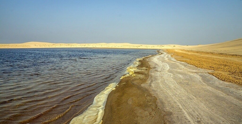 3 Inspiring and Unbelievable Places to Go In The Middle East middle east 3 Inspiring and Unbelievable Places to Go In The Middle East Khor al Udaid 1024x526