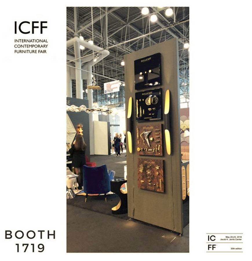 PullCast Shined Brightly at ICFF 2018! ( icff 2018 PullCast Shined Brightly at ICFF 2018! PullCast Shined Brightly at ICFF 2018 1