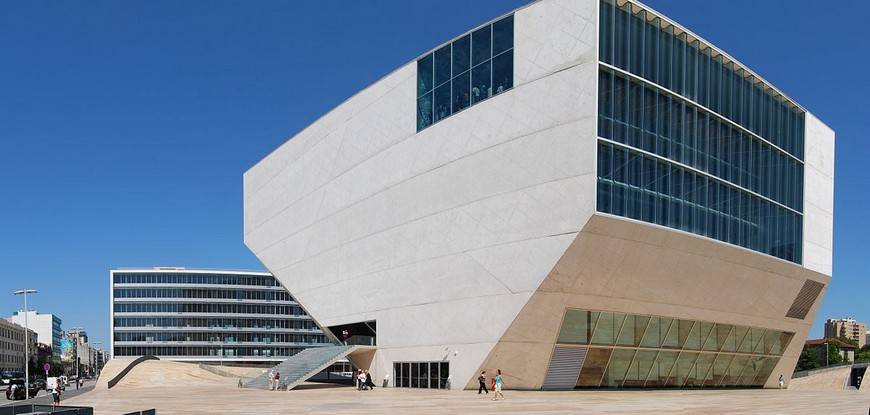 3 Amazing and Modern Architectural Buildings in Portugal Modern Architectural 3 Amazing and Modern Architectural Buildings in Portugal 1200px Casamusicaexterior