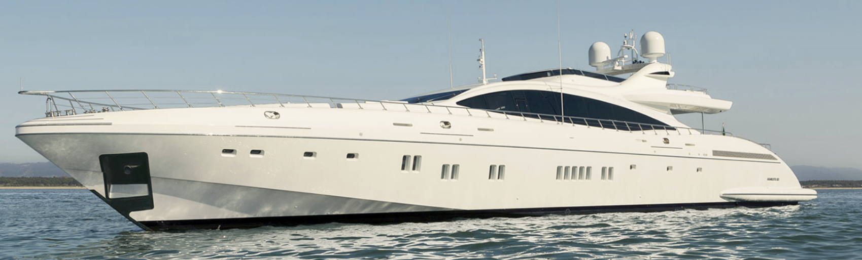 The Most Iconic Yachts of the Overmarine Group   Mangusta! monaco yacht show Presenting The 2018 Edition of the Monaco Yacht Show 155e