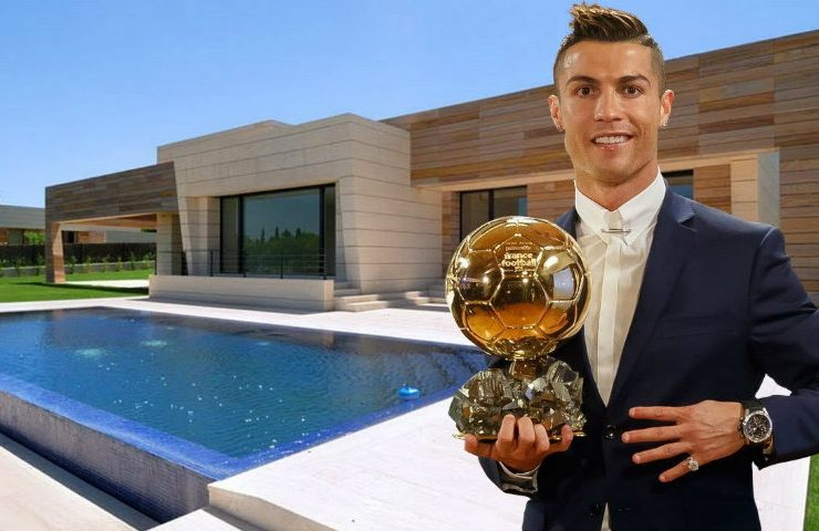 Amazing Mansion Discover Cristiano Ronaldo's Amazing Mansion in Madrid! maxresdefault 1 740x480