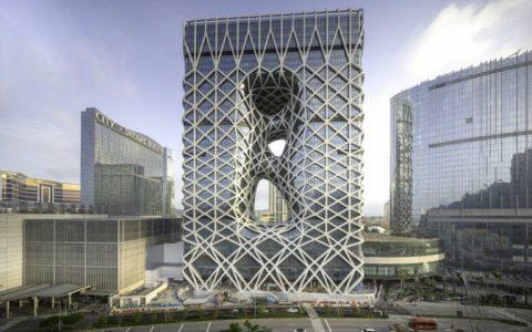 The Astonishing New Project of Zaha Hadid Architects in Macau Zaha Hadid Architects The Astonishing New Project of Zaha Hadid Architects in Macau Be Mesmerized by Zaha Hadid Architects Morpheus Hotel in Macau 1 480x300