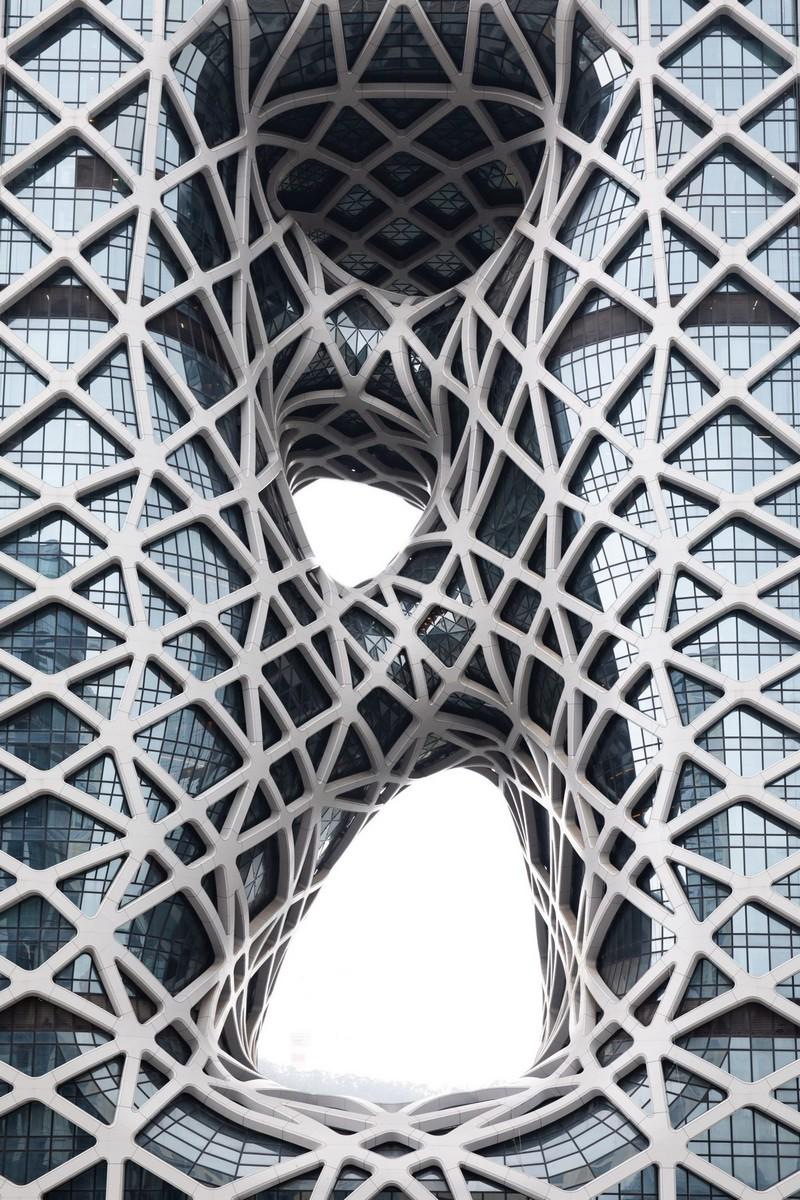 The Astonishing New Project of Zaha Hadid Architects in Macau Zaha Hadid Architects The Astonishing New Project of Zaha Hadid Architects in Macau Be Mesmerized by Zaha Hadid Architects Morpheus Hotel in Macau 2