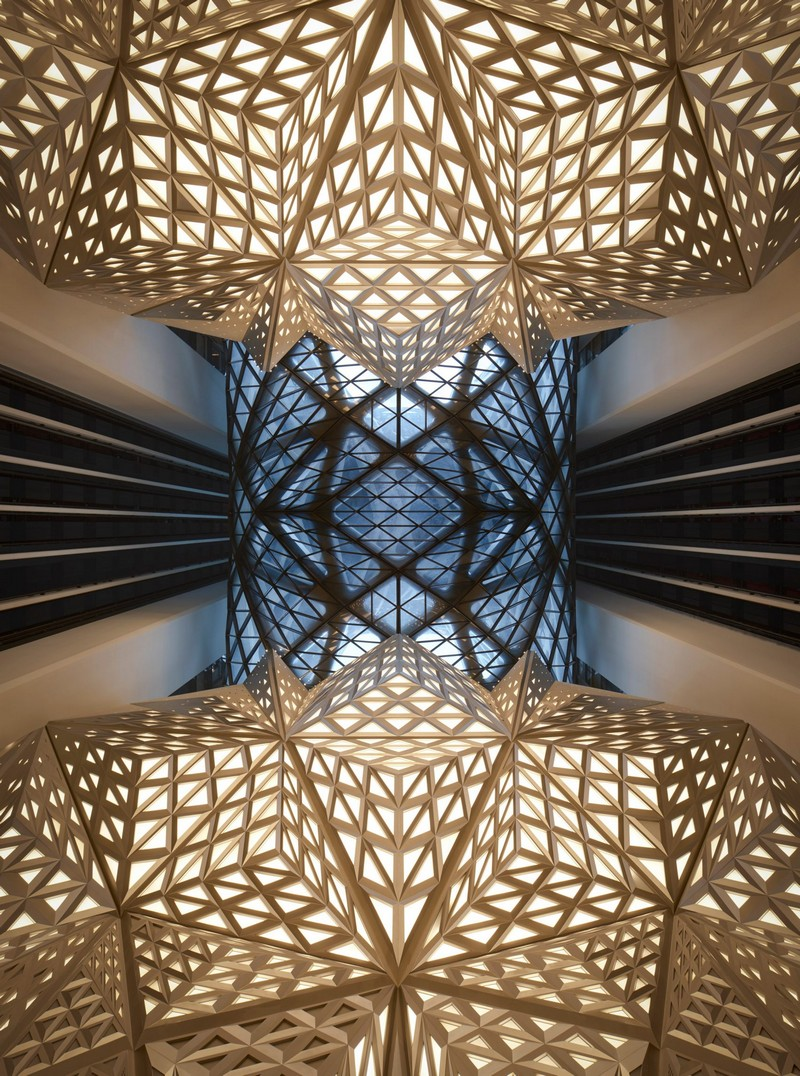 The Astonishing New Project of Zaha Hadid Architects in Macau Zaha Hadid Architects The Astonishing New Project of Zaha Hadid Architects in Macau Be Mesmerized by Zaha Hadid Architects Morpheus Hotel in Macau 4