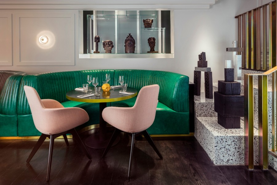 Get Surprised by This Concept Restaurant Design by Tom Dixon Tom Dixon Get Surprised by This Concept Restaurant Design by Tom Dixon Luxury Restaurants Bronte Restaurant by Tom Dixon 1