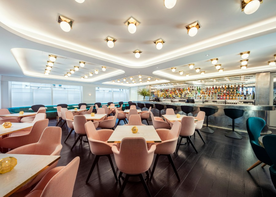 Get Surprised by This Concept Restaurant Design by Tom Dixon Tom Dixon Get Surprised by This Concept Restaurant Design by Tom Dixon Luxury Restaurants Bronte Restaurant by Tom Dixon 5