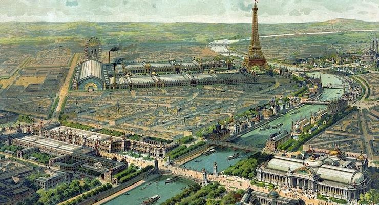maison et objet 2019 Top 10 Fun Facts About Paris For Your Trip to Maison et Objet 2019 paris exposition universelle 1900 800 2x1 740x400