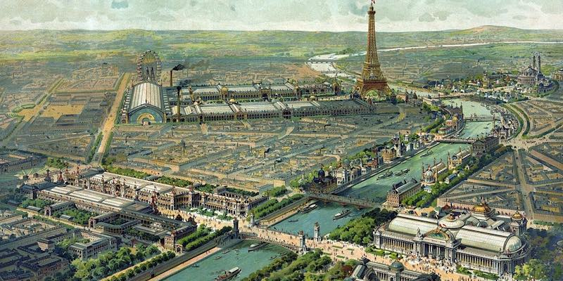 luxury destinations 5 Luxury Destinations For Design Lovers In September paris exposition universelle 1900 800 2x1