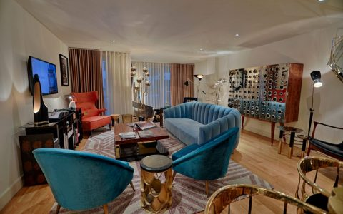 Discover London's Best Luxury Design Showroom With PullCast color trends Dining Room Color Trends for 2019 Covet London Showroom The Biggest Must Stop In The City 7 480x300