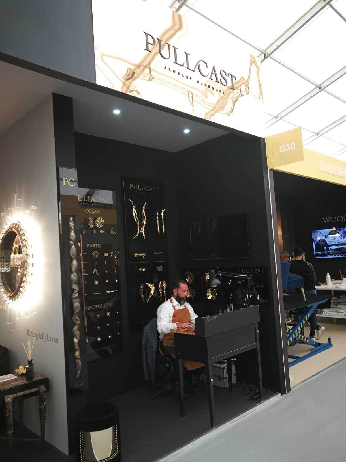 Step Inside the Stand of PullCast at Decorex decorex Step Inside the Stand of PullCast at Decorex WhatsApp Image 2018 09 16 at 10