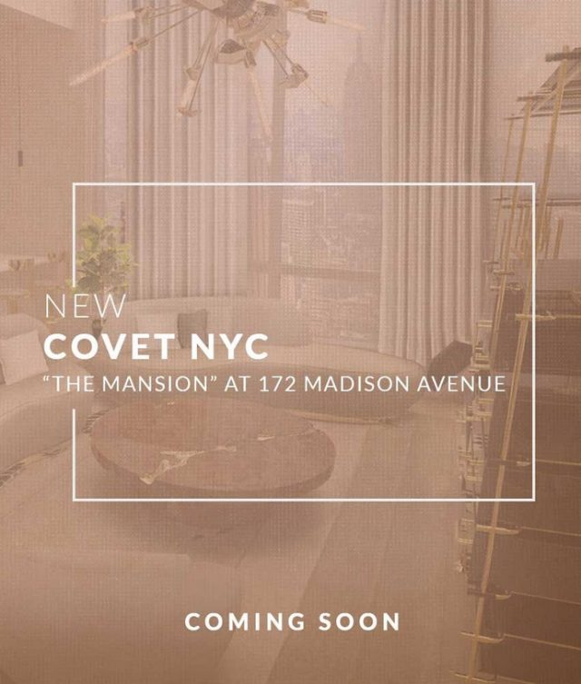 This Just In! PullCast Will Shine at The Luxurious Project Covet NYC!  luxurious project This Just In! PullCast Will Shine at The Luxurious Project Covet NYC! 6 4 640x753