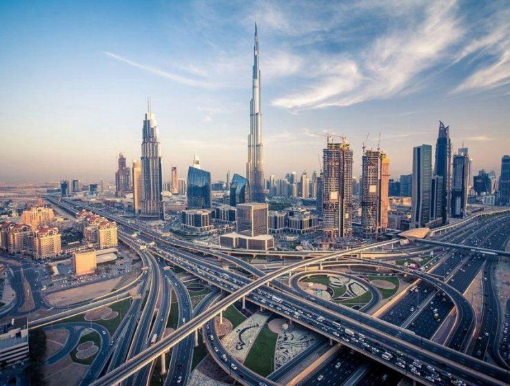 5 Inspiring Travel Destinations For PullCast Fans! travel destinations 5 Inspiring Travel Destinations For PullCast Fans! Dubai skyline 740x560