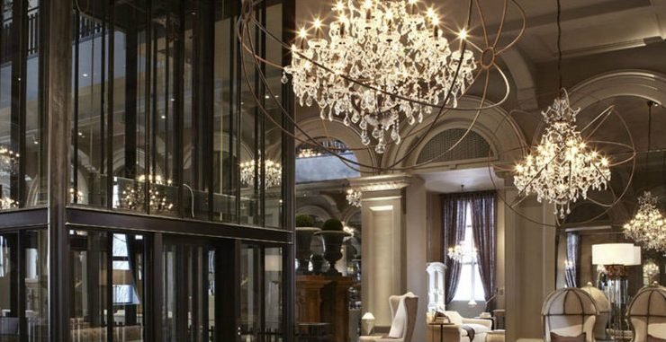 hardware store Get to Know The New Luxury Restoration Hardware Store 2ndflr Lobby 1131  Front Page 2ndflr Lobby 1131