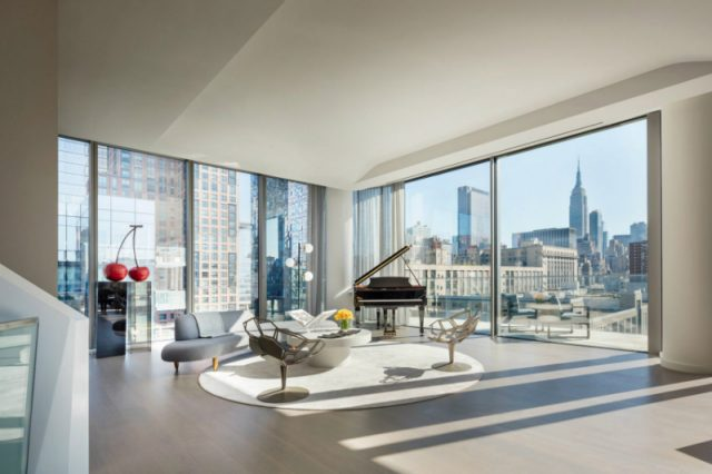 Discover The $50 Million New York Penthouse by Zaha Hadid Architects  Discover The $50 Million New York Penthouse by Zaha Hadid Architects Inside The 50 Million New York Penthouse by Zaha Hadid Architects 2 640x426