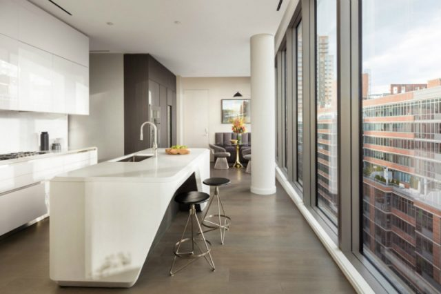 Discover The $50 Million New York Penthouse by Zaha Hadid Architects  Discover The $50 Million New York Penthouse by Zaha Hadid Architects Inside The 50 Million New York Penthouse by Zaha Hadid Architects 4 640x426