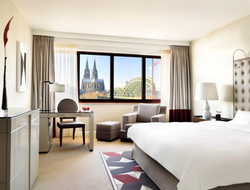 The Best Luxury Hotels to Stay at IMM Cologne 2019 imm cologne The Best Luxury Hotels to Stay at IMM Cologne 2019 Hyatt Regency Cologne 22 1024x779