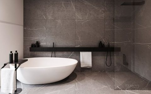 luxurious grey bathrooms Home Decor: 5 Luxurious Grey Bathrooms That Will Fit Everybody's Taste 1e62b1969bdfe40b5c83b45ee02d42da 480x300