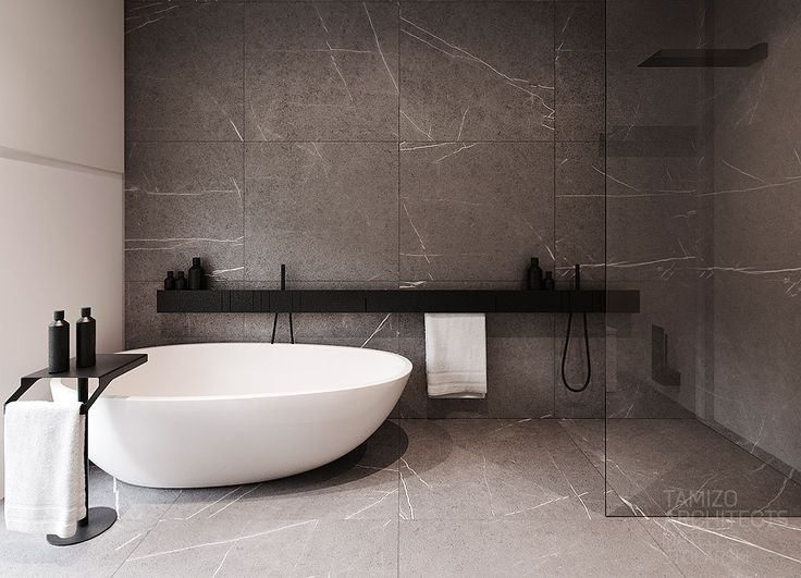 luxurious grey bathrooms Home Decor: 5 Luxurious Grey Bathrooms That Will Fit Everybody's Taste 1e62b1969bdfe40b5c83b45ee02d42da  Newsletter 1e62b1969bdfe40b5c83b45ee02d42da