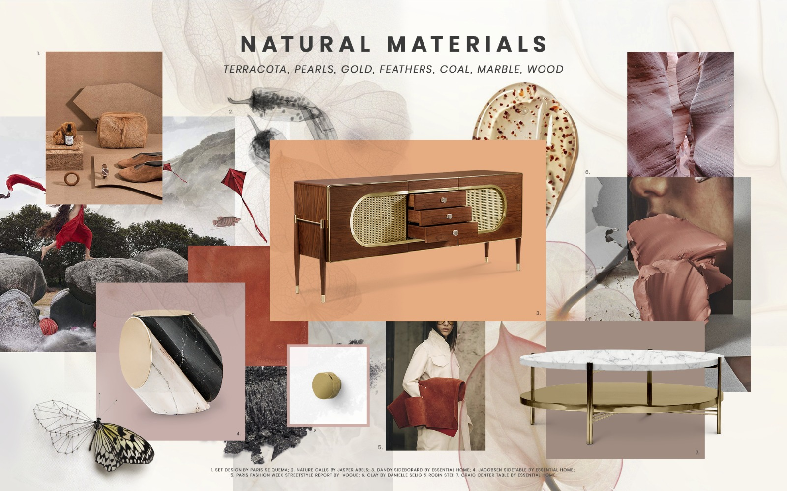 Can You Handle This Trend - Neutral and Natural Trends natural material Can You Handle This Trend? – Natural Material Trend Can You Handle This Trend Neutral and Natural Trends 1 2