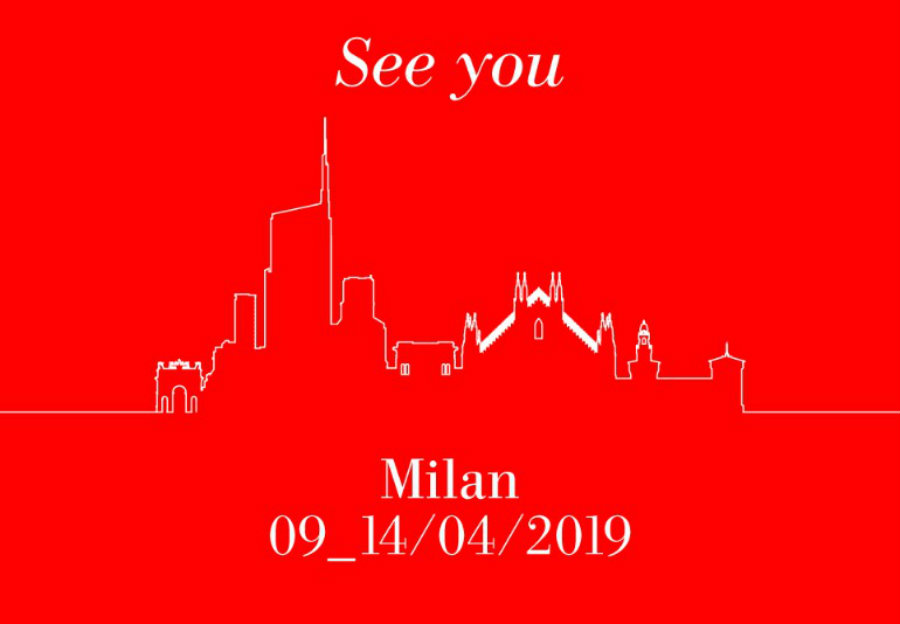 Decorative Hardware Agenda Salone del Mobile.Milano 2019 salone del mobile Decorative Hardware Agenda: Salone del Mobile.Milano 2019 Decorative Hardware Agenda Salone del Mobile