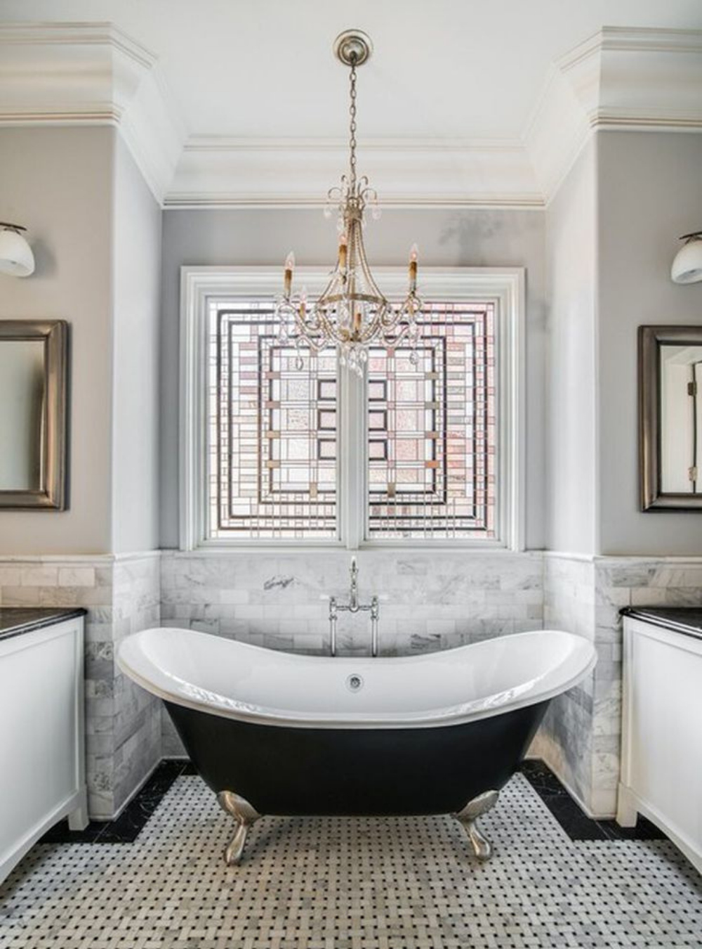 HOME DECOR: 5 LUXURIOUS GREY BATHROOMS THAT WILL FIT EVERYBODY'S TASTE  luxurious grey bathrooms Home Decor: 5 Luxurious Grey Bathrooms That Will Fit Everybody's Taste Design sem nome 4 2
