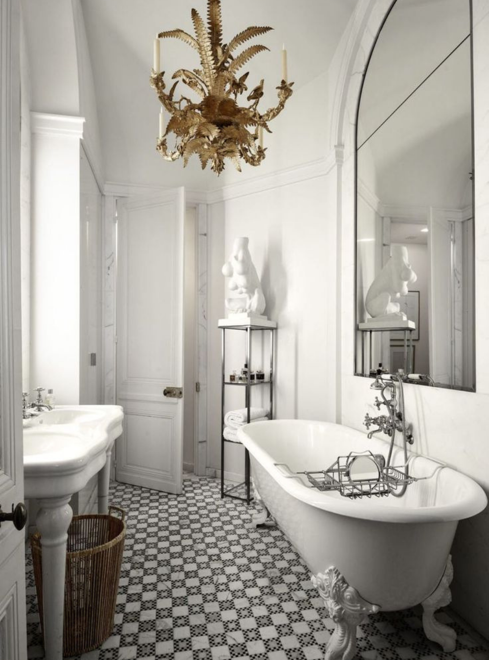 luxurious grey bathrooms Home Decor: 5 Luxurious Grey Bathrooms That Will Fit Everybody's Taste Design sem nome c  pia