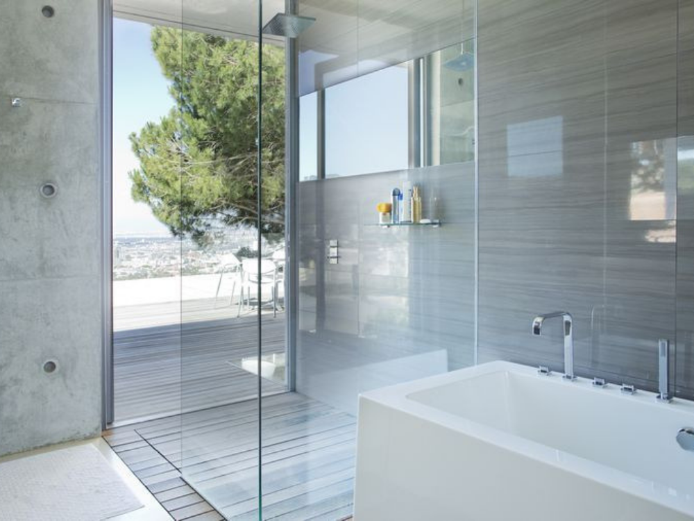 luxurious grey bathrooms Home Decor: 5 Luxurious Grey Bathrooms That Will Fit Everybody's Taste Design sem nome