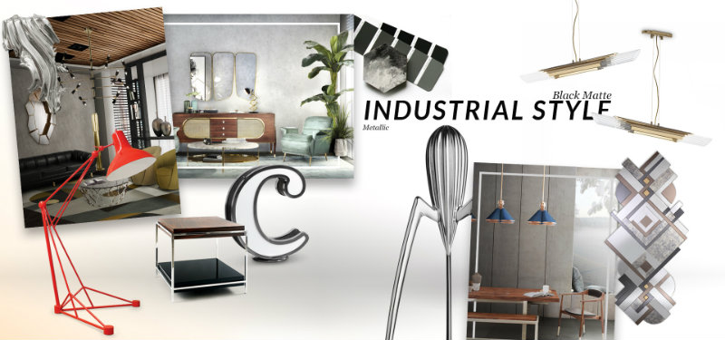 How the Industrial Decor Trend Uses Hardware Products hardware products How the Industrial Decor Trend Uses Hardware Products How the Industrial Decor Trend Uses Hardware Products 1