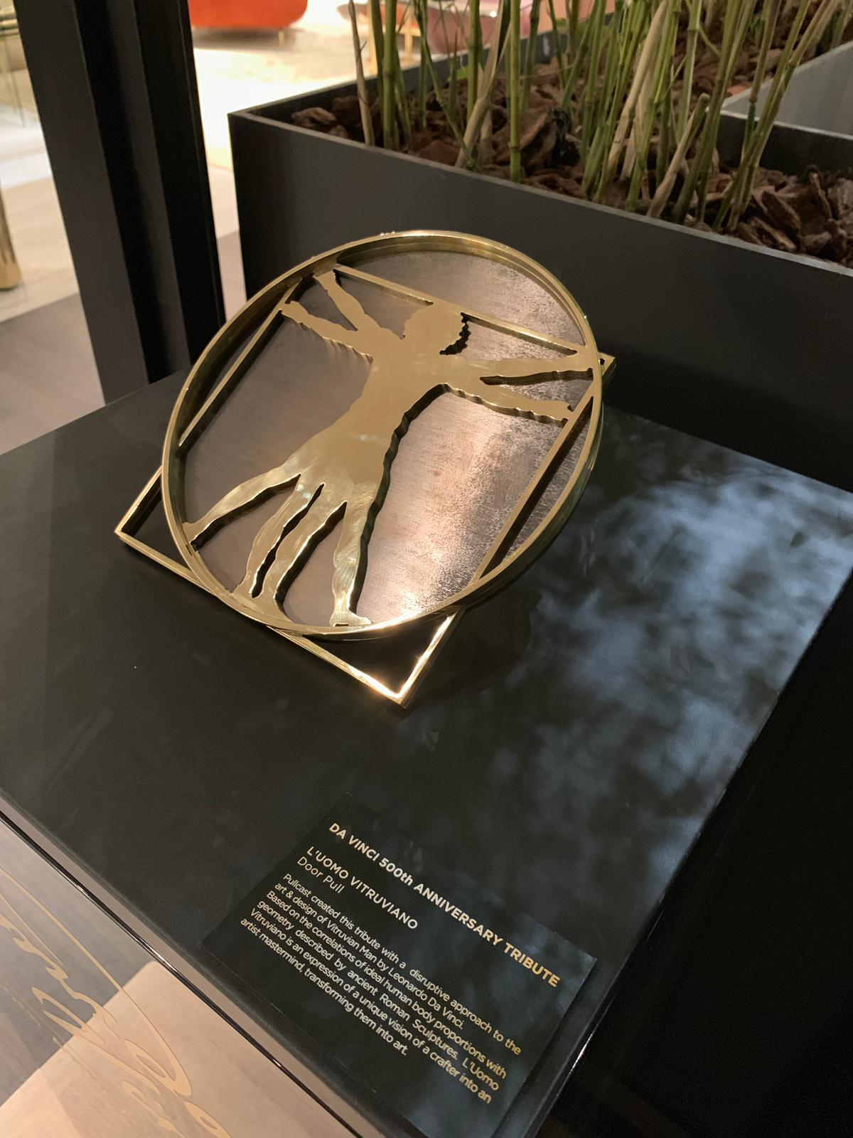 tribute to leonardo da vinci Tribute to Leonardo Da Vinci – Auction during Isaloni 2019 WhatsApp Image 2019 04 08 at 19