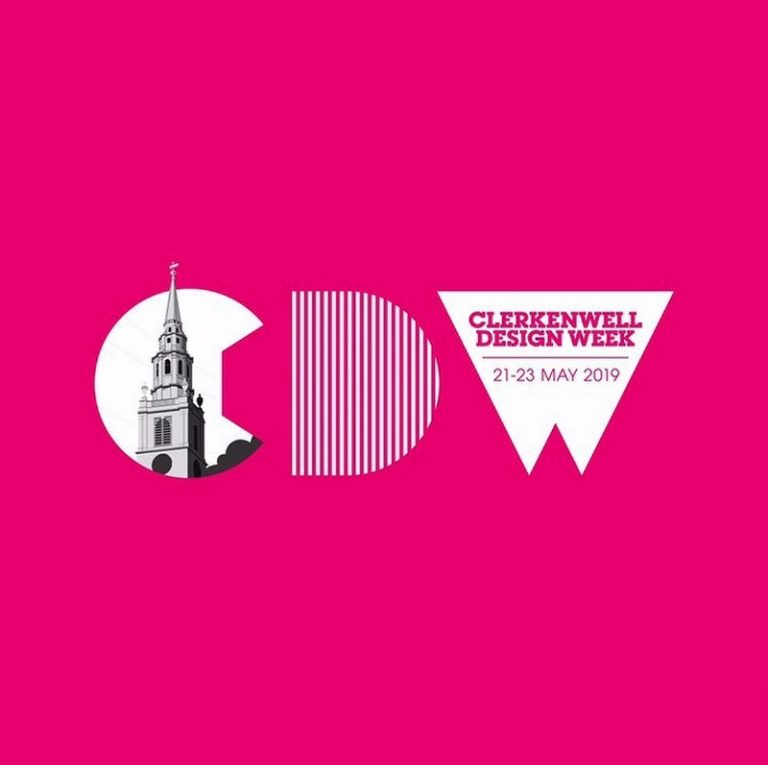 Clerkenwell Design Week Starts Today and PullCast Will be There clerkenwell design week Clerkenwell Design Week Starts Today and PullCast Will be There What To Expect From Clerkenwell Design Week 2019 1 768x765