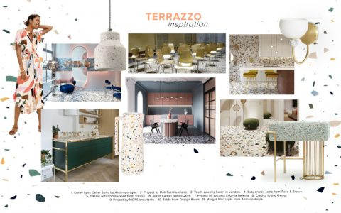 Can You Handle This Trend? - Terrazo terrazo Can You Handle This Trend? – Terrazo moodboard trends 2020 terrazzo 480x300