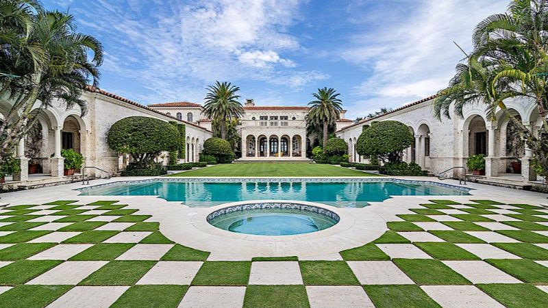 high-decor Get Some High-Decor Inspiration From This Palm Beach Mansion Get Some High Decor Inspiration From This Palm Beach Mansion 1