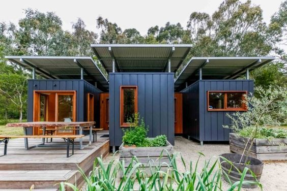 Discover the Charm of Container Homes container homes Discover the Charm of Container Homes 18a519e6220be56aabce06394beb1437