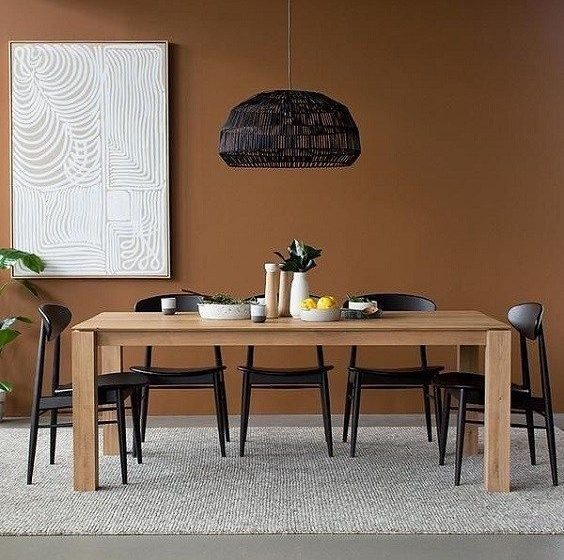 The Classiest Minimalist Dining Room Trends minimalist dining room The Classiest Minimalist Dining Room Trends 2241bed8b2e69654e0d789d7ef84b8cd 564x560