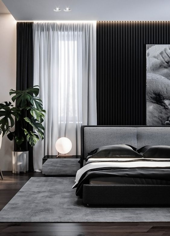 8 Effortlessly Contemporary Bedrooms That Will Inspire You contemporary bedrooms 8 Effortlessly Contemporary Bedrooms That Will Inspire You 3b6664b8e22f246aa8aa1e047aa7ff84