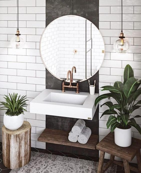 Bathroom Vanity Layouts That Will Inspire You [object object] How to Pick the Perfect Small Bathroom Vanity Bathroom Vanity Layouts that Will Inspire You