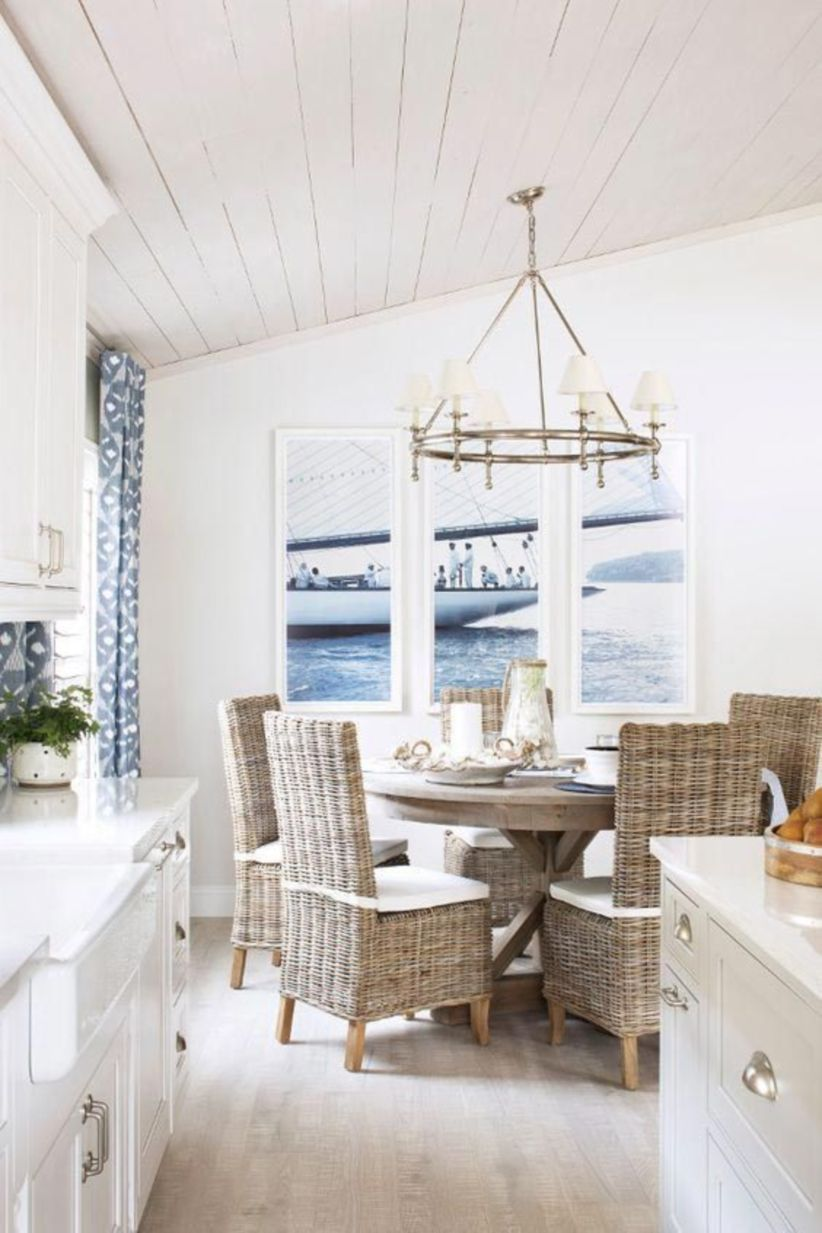 Dream Beach Houses To Drive Your Decor Inspiration beach houses Dream Beach Houses To Drive Your Decor Inspiration Beach House Dining Rooms Youll Want ASAP 3