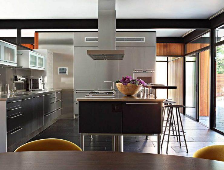 interior designers Exquisite Luxururious Ambiances by Top Interior Designers – Part 2 JamieBush LaCanadaMidcentury 10 740x560