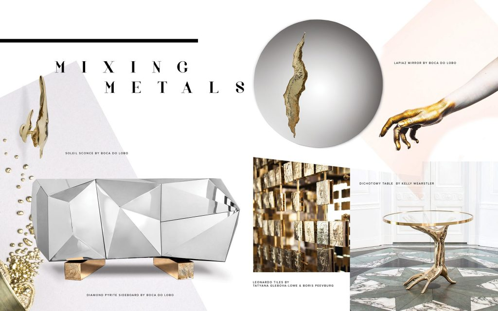 Can You Handle This Trend? - Mixing Metals