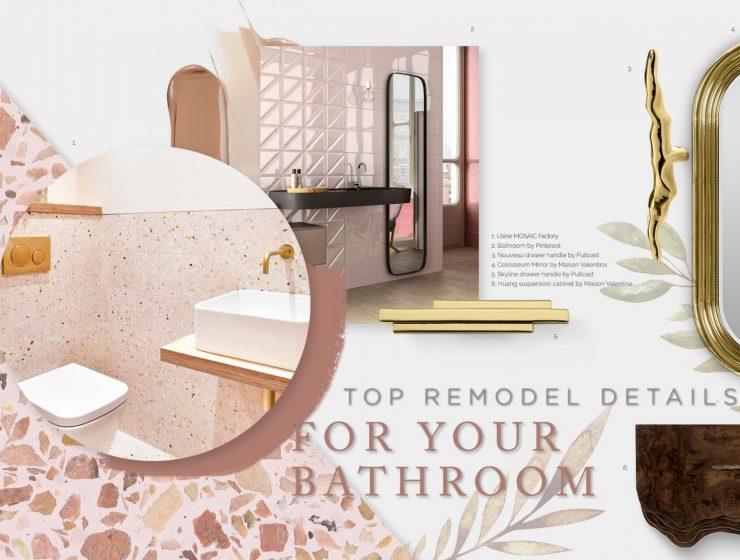 Bathroom Remodel Trends that Focus on Details bathroom remodel trends Bathroom Remodel Trends that Focus on Details moodboard 740x560  Front Page moodboard 740x560