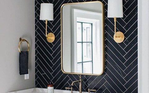 Fabulous Bathroom Wallpapers For A Stylish Upgrade bathroom wallpaper Fabulous Bathroom Wallpapers For A Stylish Upgrade 90f05d616e0db8a14f1a2f3444441659 479x300