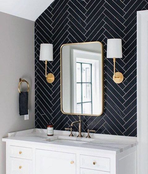 Fabulous Bathroom Wallpapers For A Stylish Upgrade bathroom wallpaper Fabulous Bathroom Wallpapers For A Stylish Upgrade 90f05d616e0db8a14f1a2f3444441659 479x560
